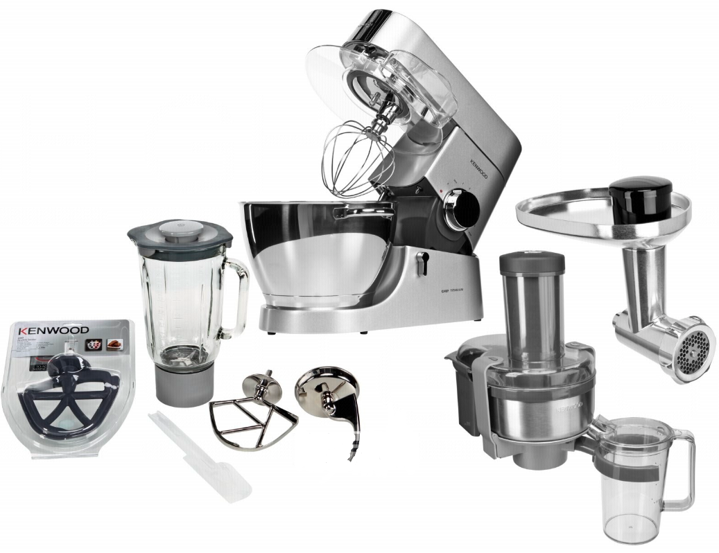 kenwood-kmc-010-titanium-chef-promo-pack-silver-460l-food-processor