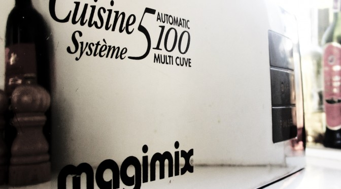 Vintage Magimix in the house